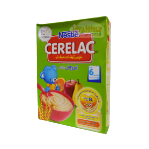 Cerelac 3 Fruit & Wheat
