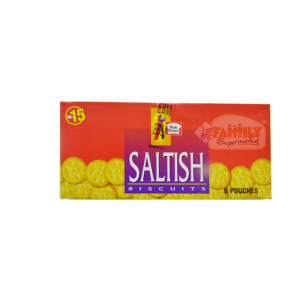 PF Saltish Biscuits 6 Pouch