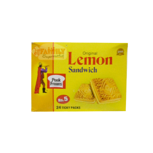 PF Lemon Sandwich Ticky Pack