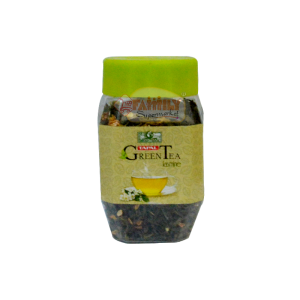 Tapal Tea Jasmine Green Tea jar