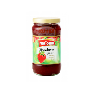National Strawberry Jam