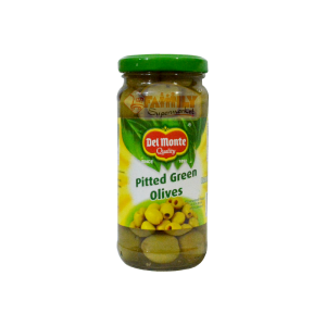 DelMonte Pitted Green Olives