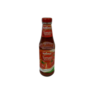 National Tomato Ketchup bottle