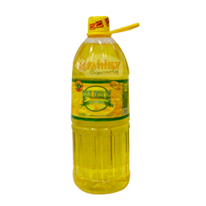 Pure Cooking Oil Bottle