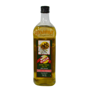 Italia Olive Oil Extra Virgin Bottle 1000 ml