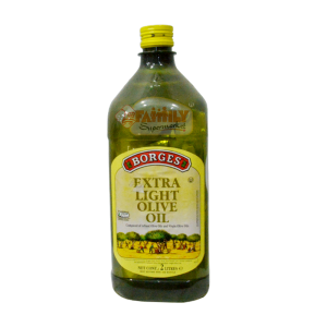 Borges Olive Oil Bottle Extra Light 2 Liter