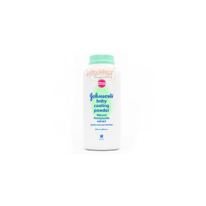 Johnsons Baby Cooling Powder