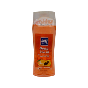 Lucky Body Wash Papaya Mandarin   355 ml