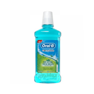 Oral B Complete Fresh Mint 500 ml