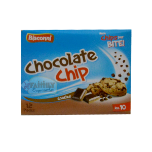 Bisconni  Chocolate Chip Snack pack