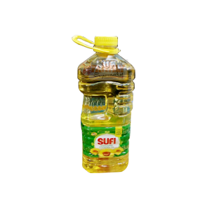 Sufi Sunflower Cooking Oil Bottle