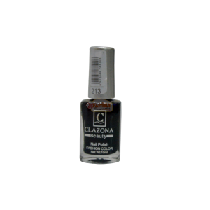 Clazona Beauty Nail PoLish Black