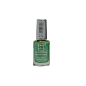 Clazona Beauty Nail PoLish Green
