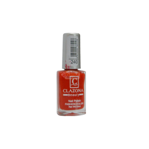 Clazona Beauty Nail PoLish Orange