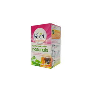 Veet Hiar Removal Lotion Naturals Normal to Dry Skin With Papaya Extract 40gm