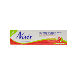 Nair Hair Remover Cream For Silky Smooth Skin Delicate Fragrance 110gm