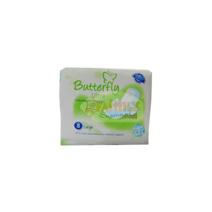 Butterfly Ultra High Absort Gel Large 8 Pcs