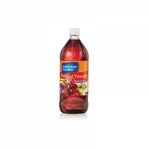 American Garden Natural Vinegar Red Grapes