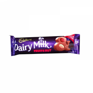 Cadbury Dairy Milk With Fruit & Nuts