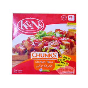 K&Ns Chicken Tikka Chunks