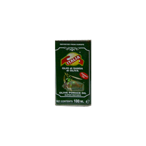 Italia Olive Pomace Oil Tin 100 ml