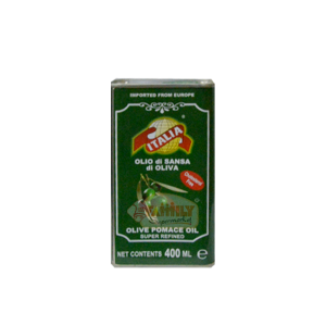 Italia Olive Pomace Oil Tin 400 ml
