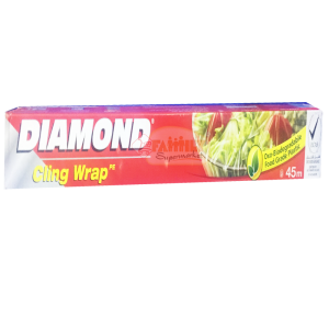 Diamond Cling Wraps 300sq-ft