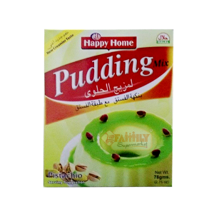 Happy Home Pudding Mix Pistachio 78 gm