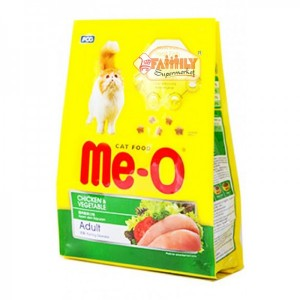 Me-O Cat Chicken & Vegetable Adult 3 Kg