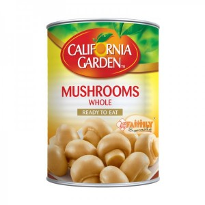 California Garden Mushroom Whole Ready To Eat  400 gm