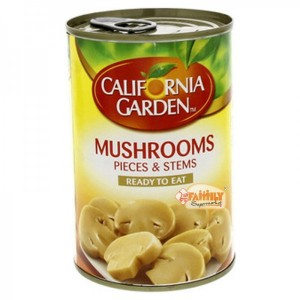 California Garden Pieces & Stems Ready To Eat 400 gm