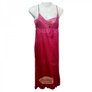 Women Short Nighty Maroon 27