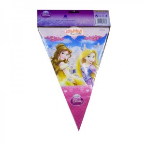 Disney 1 Plactic Flag Banner