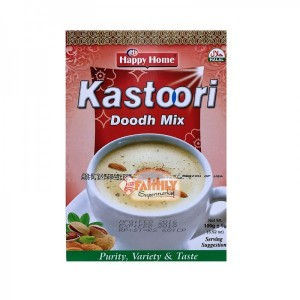 Happy Home Kastoori Doodh Mix  105 gm