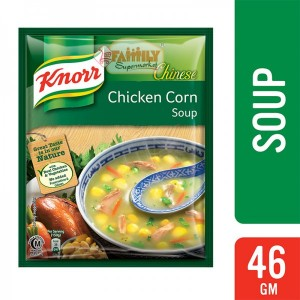 Knorr chicken corn soup