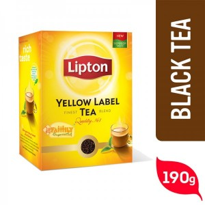 Lipton Yellow Lebel Tea