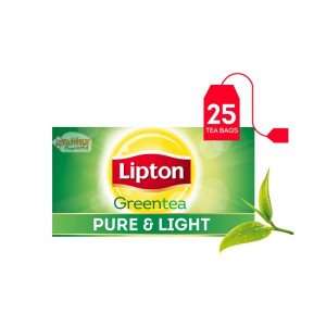 Lipton Tea  Bag  Green Tea Pure & Light