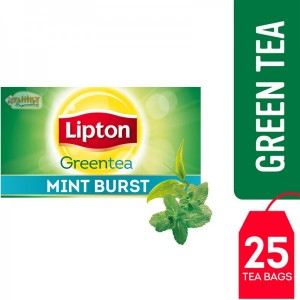 Lipton Tea  Bag Mint Green Tea