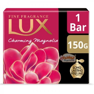 Lux Charming Magnolia Soap 150 gm