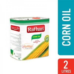 Rafhan Corn Oil Tin
