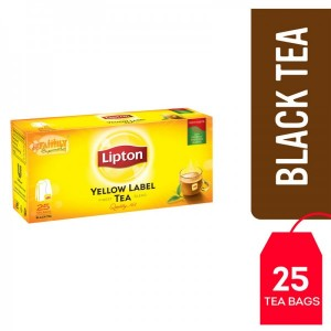 Lipton Tea  Bags 25 Pcs