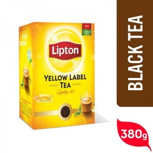 Lipton Yellow Lebel Tea 380 gm