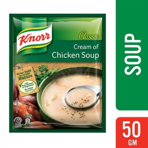 Knorr Classic Cream Of Chicken  Soup
