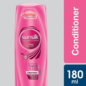 Sunsilk Conditioner Thick & Long 180 ml