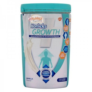 Horlicks Growth Vanilla Flavour 3-9 Year 400 gm