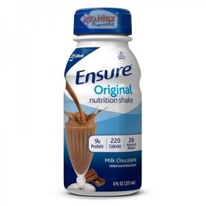 Ensure Original Nutrition Milk Chocolate Shake 237 ml