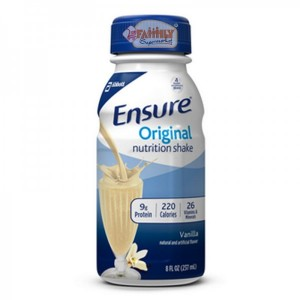 Ensure Original Nutrition Vanilla Shake 237 ml