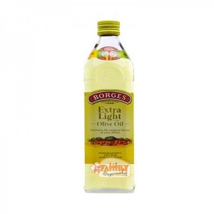 Borges Extra Light Olive Oil  1 Liter