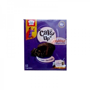 Peek Freans Cake Up Double Chocolate Cup Cake 12 Pcs