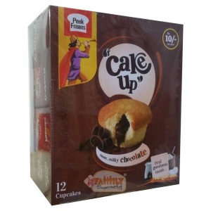 Peek Freans Cake Up Chocolate  Cup Cake 12 Pcs